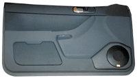 P.M. Modifiche POKET Doorboards Audi A3  für 5...