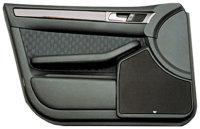 P.M. Modifiche POKET Doorboards Audi A6 ab 1998 (2x165 mm...