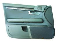 P.M. Modifiche POKET Doorboards Audi A4 ab 2001 (1x75 mm)