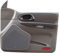 P.M. Modifiche POKET Doorboards Chevrolet Trail blazer (2x165 mm)