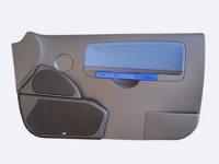 P.M. Modifiche POKET Doorboards Citroen C2 ab 2003 (2x165...