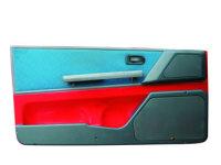 P.M. Modifiche POKET Doorboards FIAT 500 (1x100 mm)