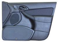 P.M. Modifiche POKET Doorboards Ford Focus (2x165 mm)