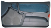 P.M. Modifiche POKET Doorboards Lancia Y  (2x165 mm + MT)