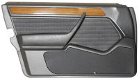 P.M. Modifiche POKET Doorboards Mercedes W 124 (2x165 mm)