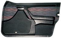 P.M. Modifiche POKET Doorboards Mercedes C-Klasse bis...
