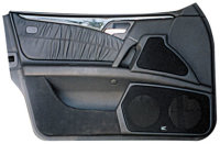 P.M. Modifiche POKET Doorboards Mercedes E-Klasse W210...