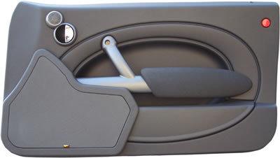 P.M. Modifiche POKET Doorboards Mini (2x165 mm + MT)