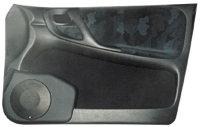 P.M. Modifiche POKET Doorboards Opel Astra für...
