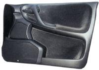 P.M. Modifiche POKET Doorboards Opel Astra 3/5-Türer...