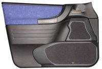 P.M. Modifiche POKET Doorboards Opel Zafira (2x165 mm)