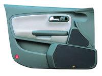 P.M. Modifiche POKET Doorboards SEAT Ibiza ab 2002 (2x165...