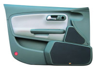 P.M. Modifiche POKET Doorboards SEAT Ibiza ab 2002 (1x100...