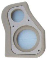 P.M. Modifiche POKET Doorboards (1x165 mm oder 1x200 mm +...