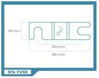 Connection Audison SFA 100