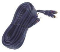 PimpSounds AK50H2 50 mm² Kabelset inkl. 2-Kanal Cinchkabel