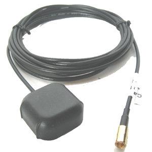 GPS Antenne für Innenmontage SMB-Kupplung Kabel ca. 3m, max. 50 Watt