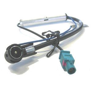 Phantom-Antennenadapter Opel/VW/Audi/Seat/Skoka ab 2003 Fakra ISO