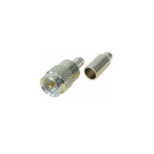 FME Stecker, Crimp Version für RG174