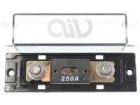 AIV Connect Sicherungshalter ANL mit M8 Gewindebolzen