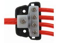 AIV Connect Verteiler Block 1x50/20 mm² auf 4x20/10...