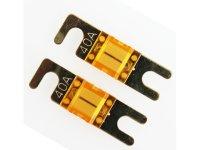 AIV Connect Sicherung Mini ANL 40A - 10 Stück