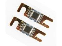 AIV Connect Sicherung Mini ANL 200A - 10 Stück
