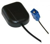 Ampire 33819 GPS-Antenne FAKRA 1,8m gerader Stecker