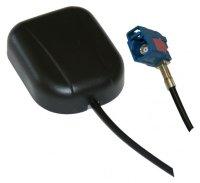 Ampire 33820 GPS-Antenne FAKRA 1,8m Winkelstecker