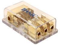 BASIC 10115 3-fach AGU Screw-In Sicherungsverteiler