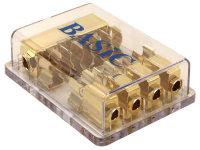 BASIC 10116 4-fach AGU Screw-In Sicherungsverteiler