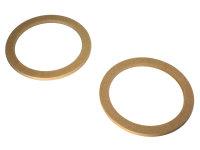 MDF Adapterringe für 16,5 cm Lautsprecher, 8 mm...