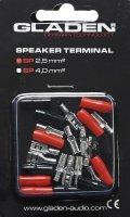 Gladen Z-T-S 2,5mm² Speaker-Terminal