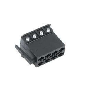 ISO-Strom-Stecker schraubbar 8-pol. 1 Stück