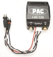 PAC LD-10 Low Level Booster / Ground Loop Isolator