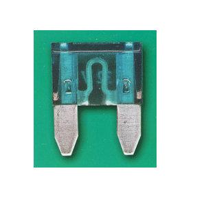 DIN-Mini-Flachsteck-Sicherung 1A
