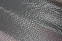 AIV Kunst-Leder, Carbon Look, anthrazit, Premium...