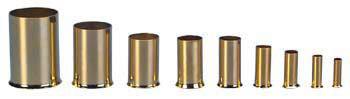 Aderendhülse für 6mm², vergoldet