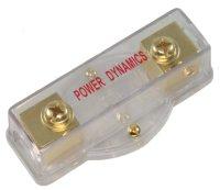 ANL Compact-Sicherungshalter, vergoldet