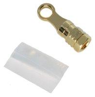 BASIC 10502 massiver 10 mm² Screw-In Ringkabelschuh