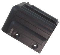 Adam Hall 4009 Boxenecke Kunststoff, schwarz, stapelbar
