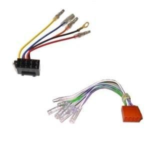 ISO-Radio auf Fahrzeug ASIA Spannung + 4 Lautsprecher