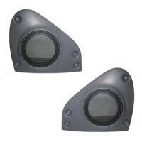 Lautsprecheradapter Smart Fortwo, 165mm Lautsprecher...