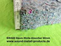 SIP BWA60 Baumwolle Absorber Matte