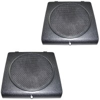 Lautsprecher-Grill VW Golf II, Jetta II, schwarz