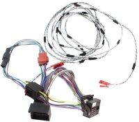 Plug & Play Audiosignal Abgriff für VW Golf 5...