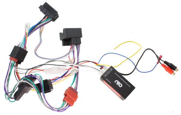 Plug & Play High-Low Wandler für Peugeot und Citroen