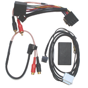 iPod AUX-In Adapter Blaupunkt 10pol. ISO