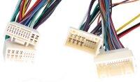 Plug & Play 4-Kanal Endstufen Einbindung für...