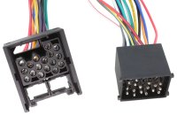 Plug & Play Audiosignal Abgriff für BMW Rundpin